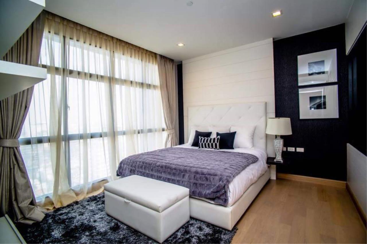Arken Estate Agency Property Agency near BTS & MRT Agency's For Rent Urbano Absolute Sathorn-Taksin, Duplex Penthouse 3 bed 3 bath 7