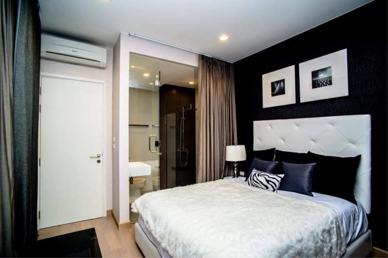 Arken Estate Agency Property Agency near BTS & MRT Agency's For Rent Urbano Absolute Sathorn-Taksin, Duplex Penthouse 3 bed 3 bath 6