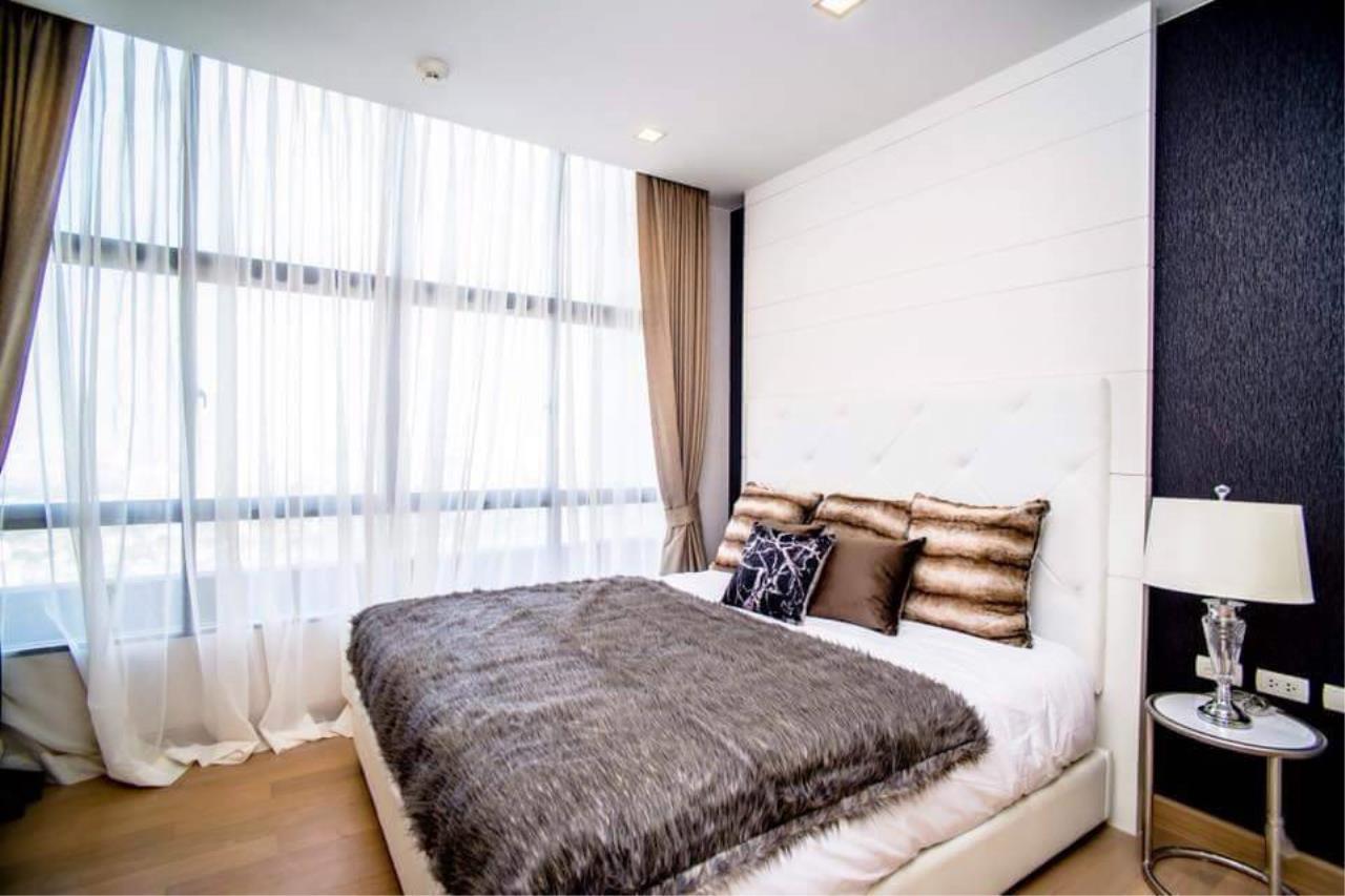 Arken Estate Agency Property Agency near BTS & MRT Agency's For Rent Urbano Absolute Sathorn-Taksin, Duplex Penthouse 3 bed 3 bath 5