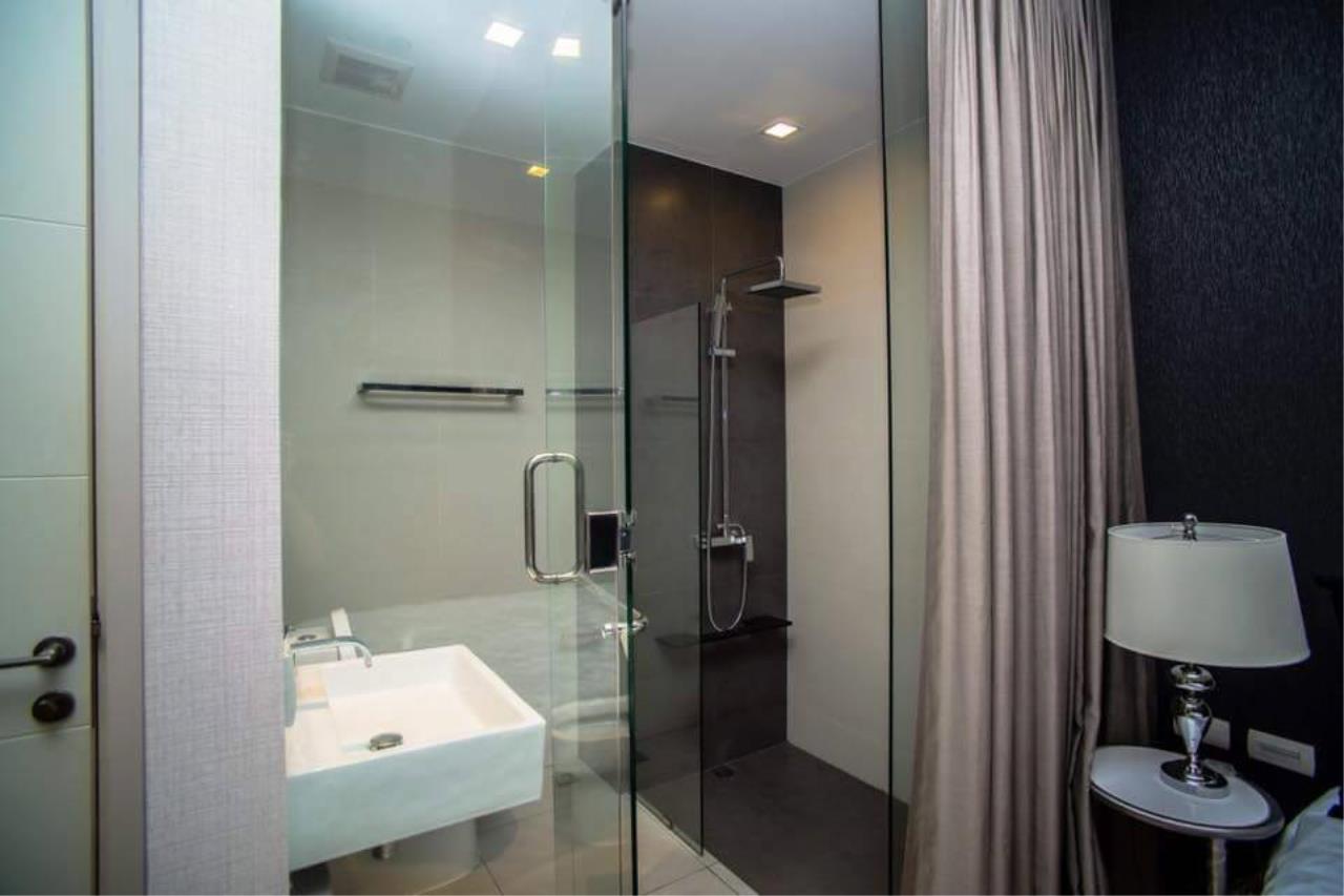 Arken Estate Agency Property Agency near BTS & MRT Agency's For Rent Urbano Absolute Sathorn-Taksin, Duplex Penthouse 3 bed 3 bath 11