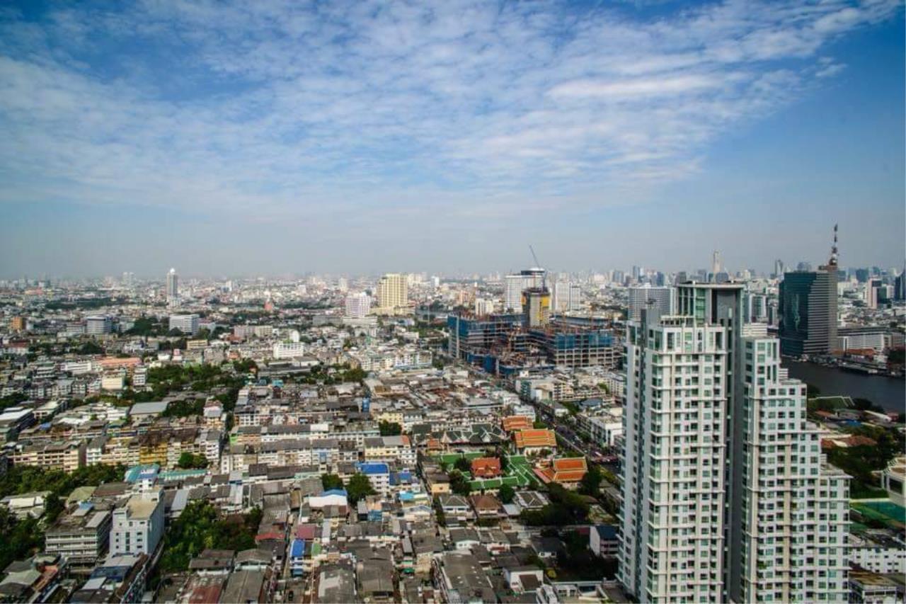 Arken Estate Agency Property Agency near BTS & MRT Agency's For Rent Urbano Absolute Sathorn-Taksin, Duplex Penthouse 3 bed 3 bath 1