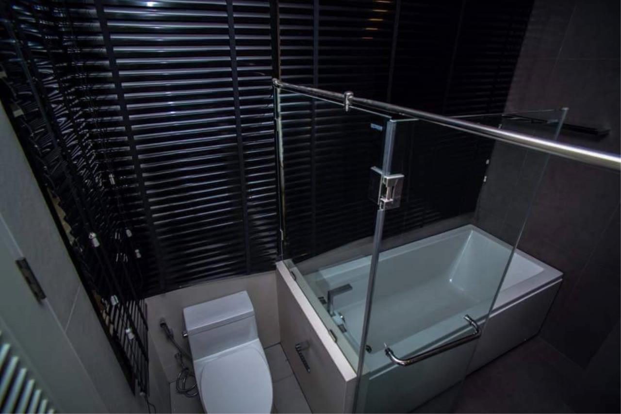 Arken Estate Agency Property Agency near BTS & MRT Agency's For Rent Urbano Absolute Sathorn-Taksin, Duplex Penthouse 3 bed 3 bath 12