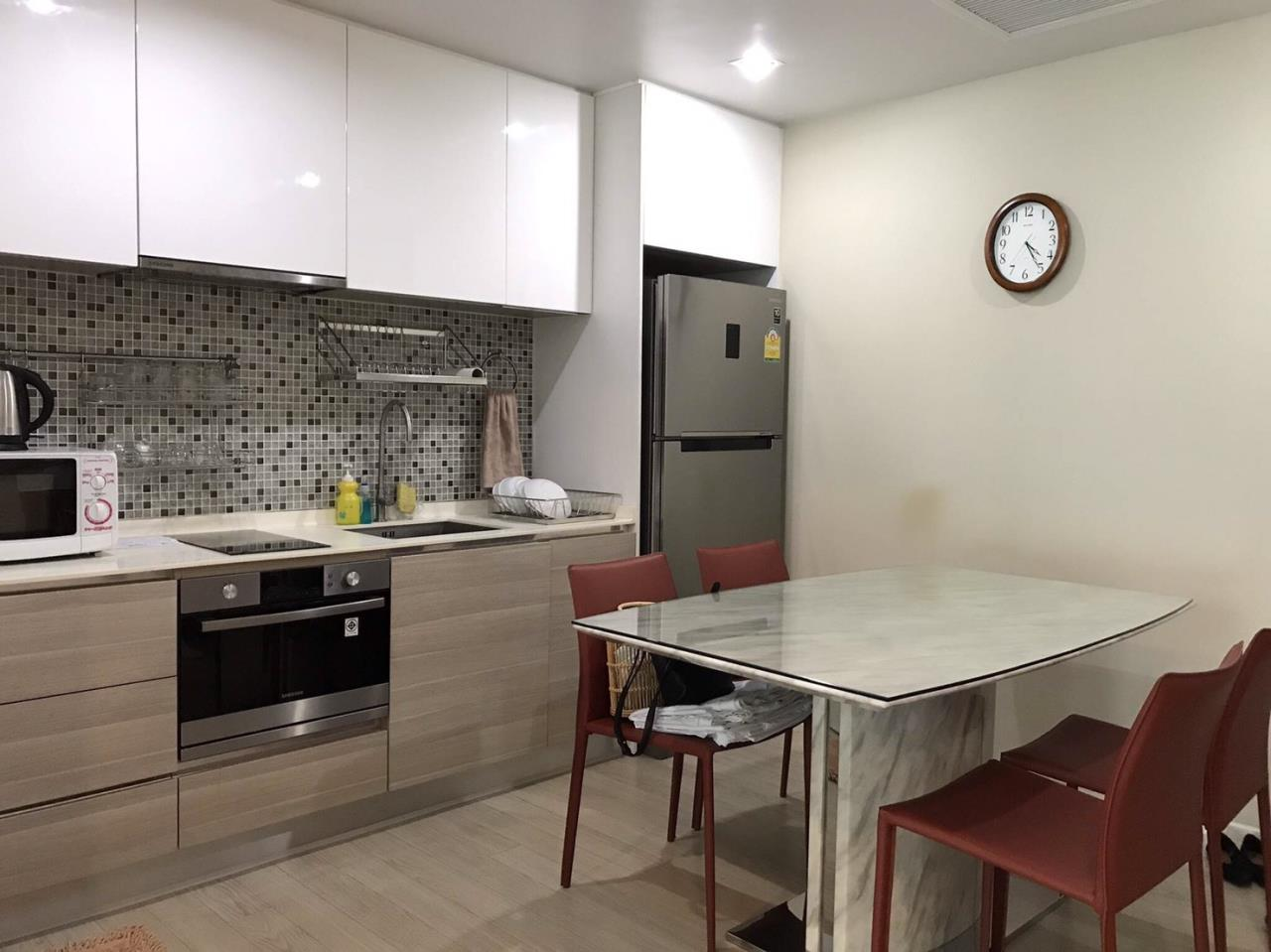 Arken Estate Agency Property Agency near BTS & MRT Agency's For Rent The Room Sukhumvit 21, 1 bed 1 bath 4