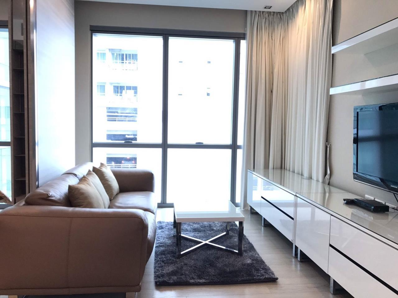 Arken Estate Agency Property Agency near BTS & MRT Agency's For Rent The Room Sukhumvit 21, 1 bed 1 bath 1
