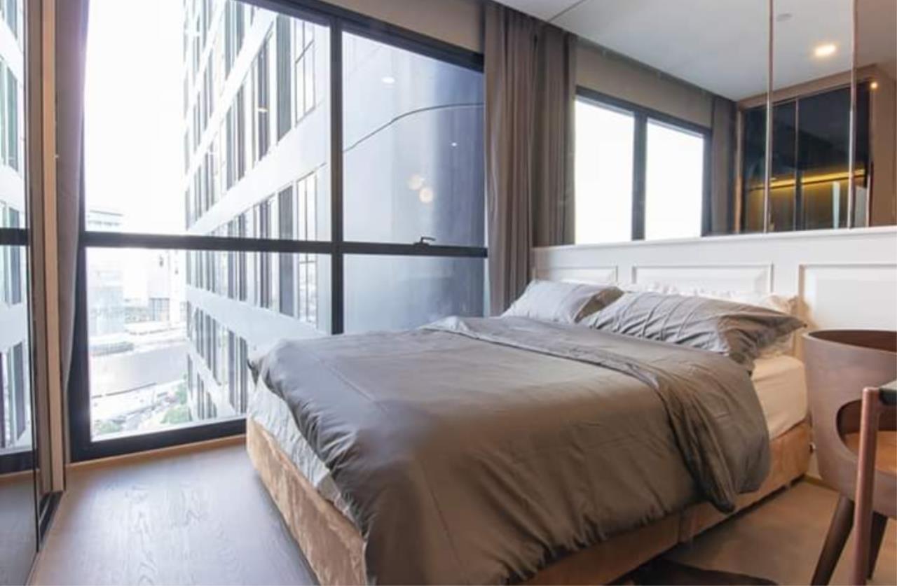 Arken Estate Agency Property Agency near BTS & MRT Agency's For Rent Ashton Chula-Silom, Studio 3