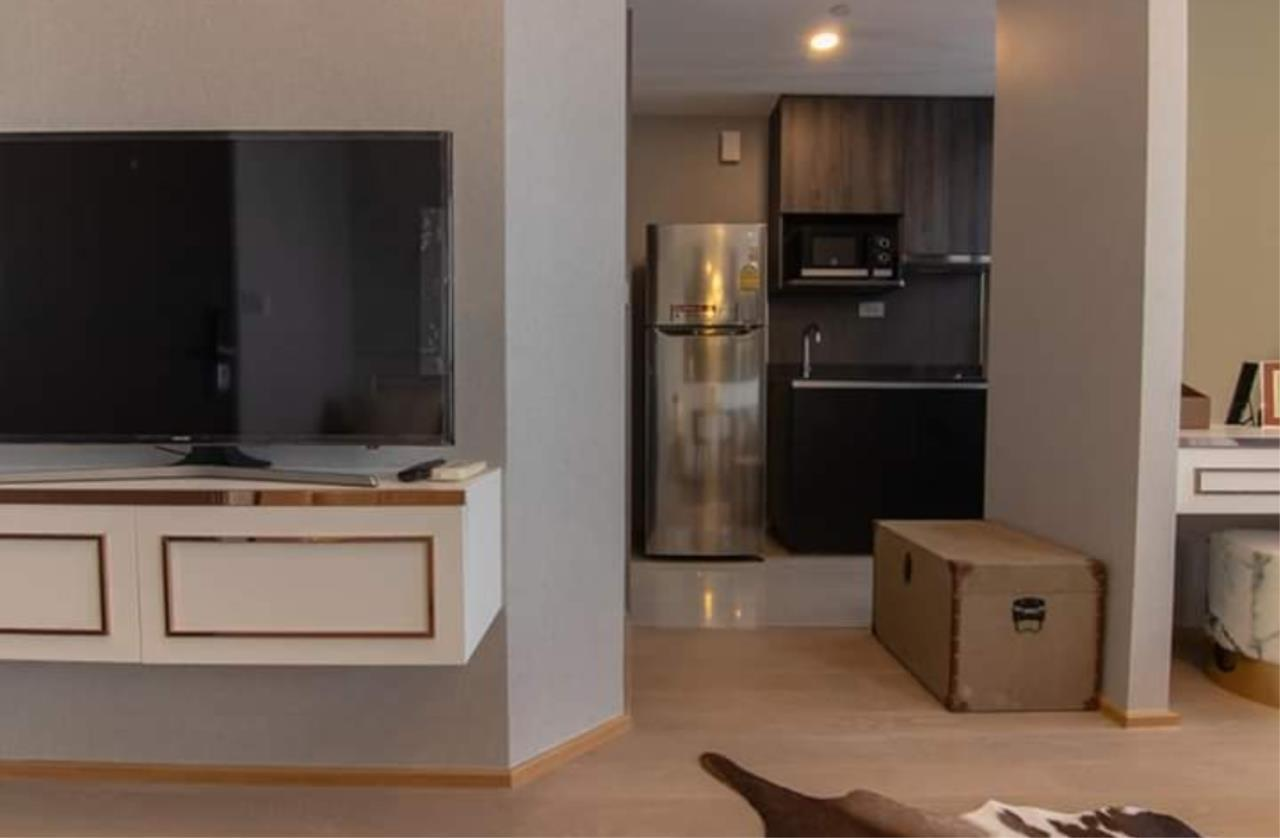 Arken Estate Agency Property Agency near BTS & MRT Agency's For Rent Ashton Chula-Silom, Studio 5