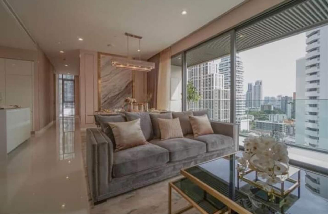 Arken Estate Agency Property Agency near BTS & MRT Agency's For Sale Vittorio Sukhumvit 39, 2 bed 2 bath 1