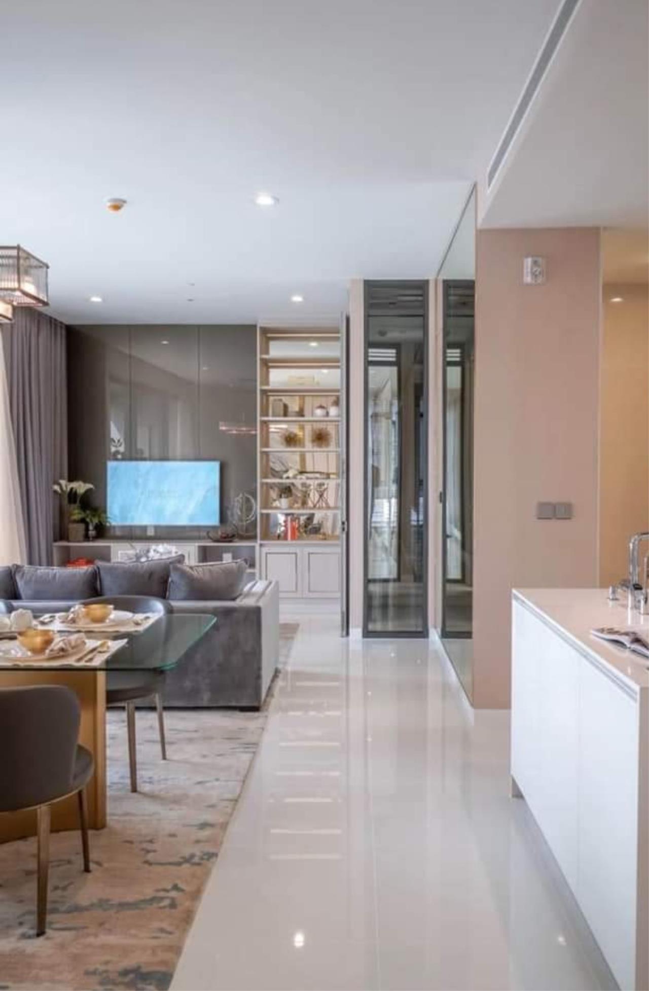 Arken Estate Agency Property Agency near BTS & MRT Agency's For Sale Vittorio Sukhumvit 39, 2 bed 2 bath 3