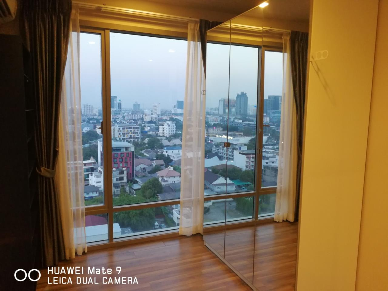 Arken Estate Agency Property Agency near BTS & MRT Agency's For Rent Ceil By Sansiri 2 bed 2 bath 6