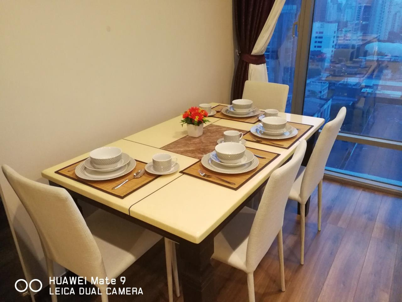 Arken Estate Agency Property Agency near BTS & MRT Agency's For Rent Ceil By Sansiri 2 bed 2 bath 8