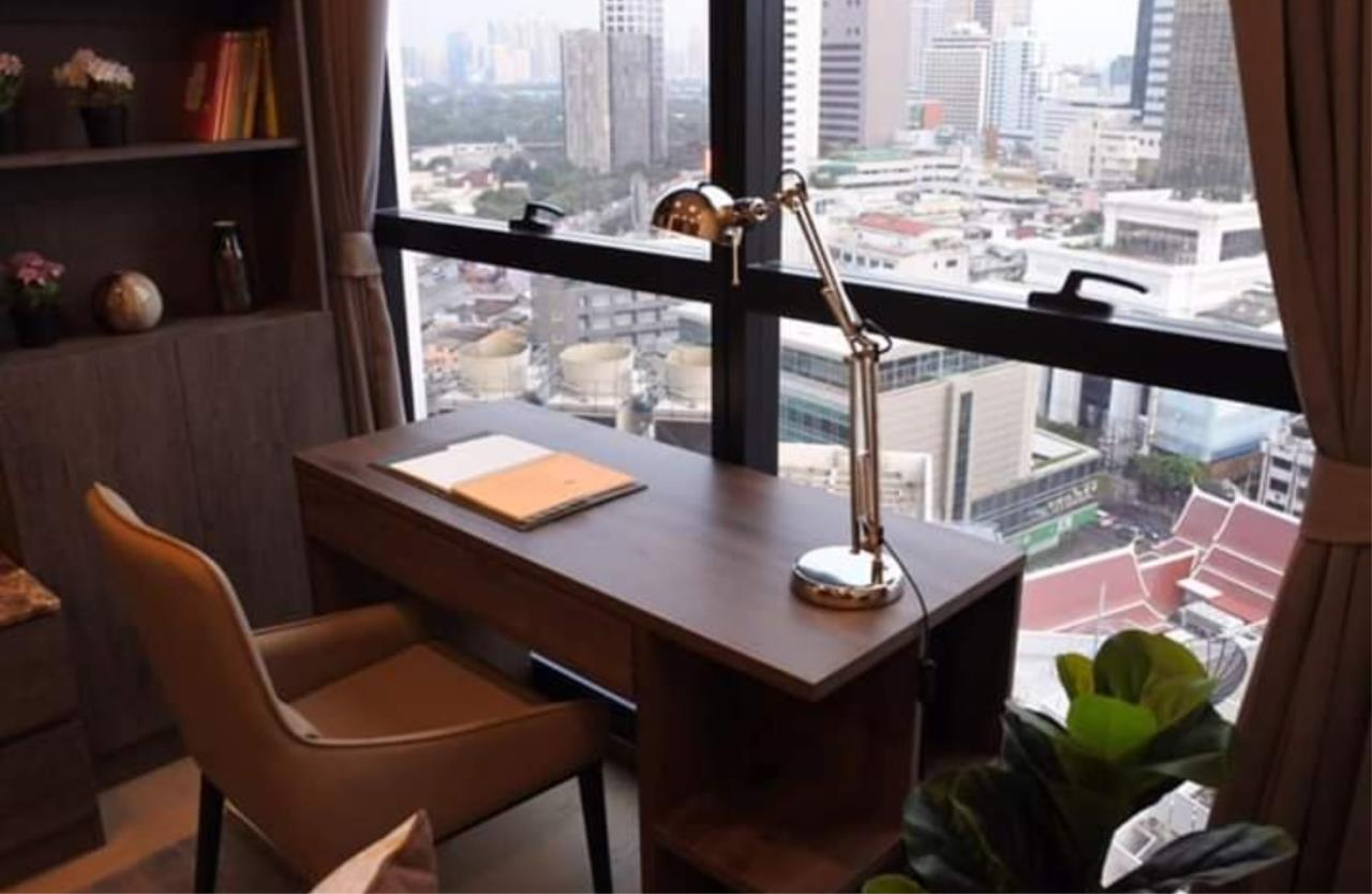Arken Estate Agency Property Agency near BTS & MRT Agency's For Rent Ashton Chula-Silom 1 bed 8