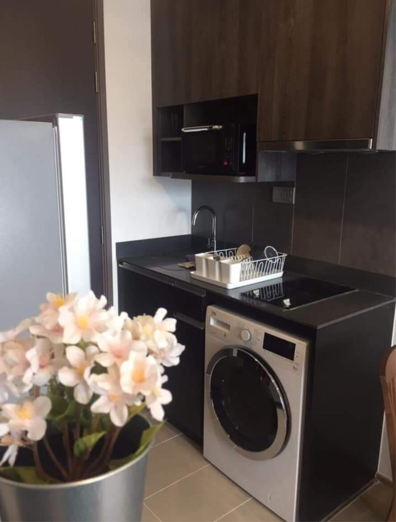 Arken Estate Agency Property Agency near BTS & MRT Agency's For Rent Ashton Chula-Silom 1 bed 9