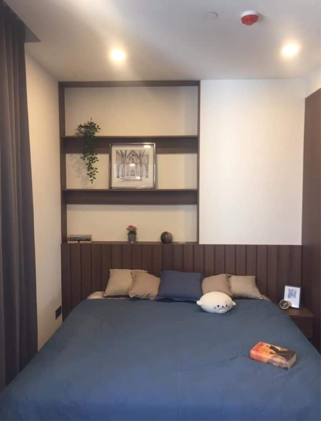 Arken Estate Agency Property Agency near BTS & MRT Agency's For Rent Ashton Chula-Silom 1 bed 7