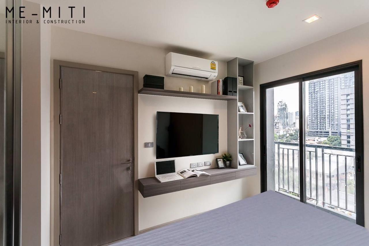 Arken Estate Agency Property Agency near BTS & MRT Agency's For Rent Rhythm 36-38, 1 bed 5