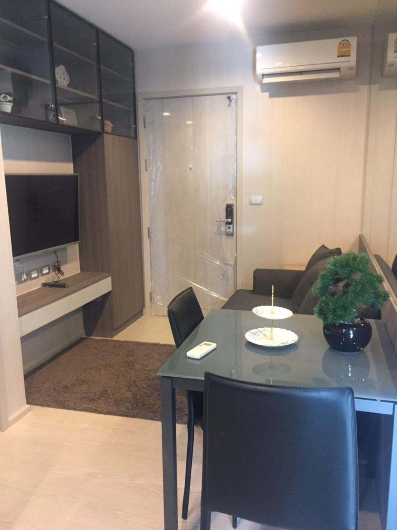 Arken Estate Agency Property Agency near BTS & MRT Agency's For Rent Rhythm 36-38, 1 bed 2