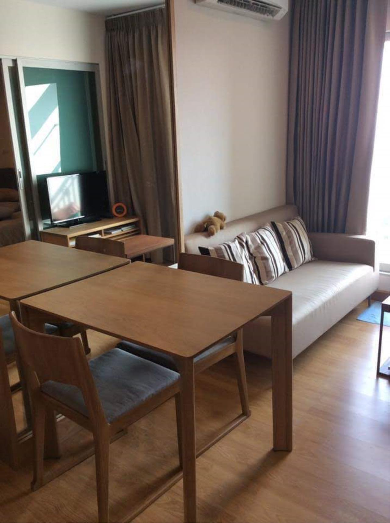 Arken Estate Agency Property Agency near BTS & MRT Agency's For Sale/Rent Aspire Rama 4, 1 bed 1 bath 3