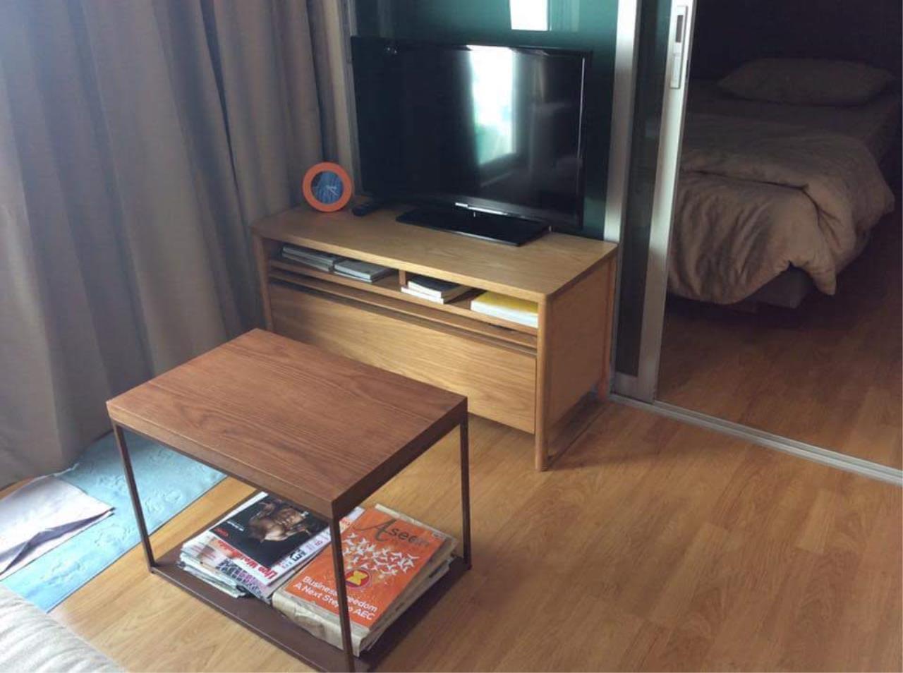 Arken Estate Agency Property Agency near BTS & MRT Agency's For Sale/Rent Aspire Rama 4, 1 bed 1 bath 1