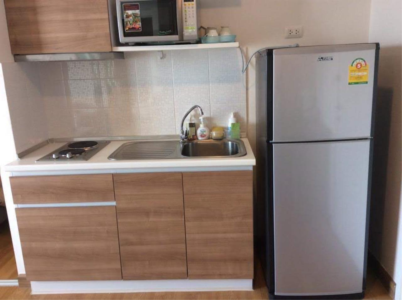 Arken Estate Agency Property Agency near BTS & MRT Agency's For Sale/Rent Aspire Rama 4, 1 bed 1 bath 5