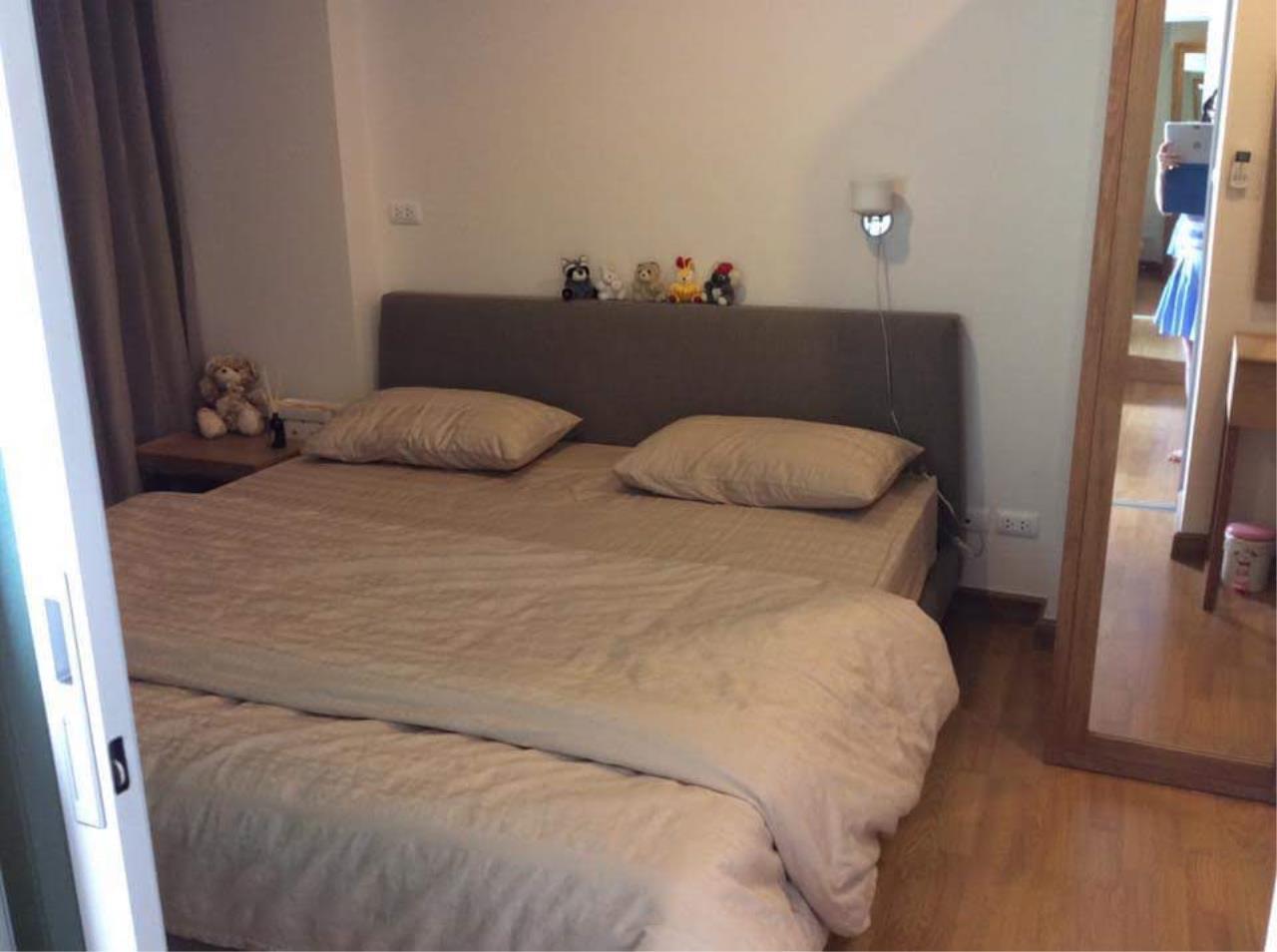 Arken Estate Agency Property Agency near BTS & MRT Agency's For Sale/Rent Aspire Rama 4, 1 bed 1 bath 4