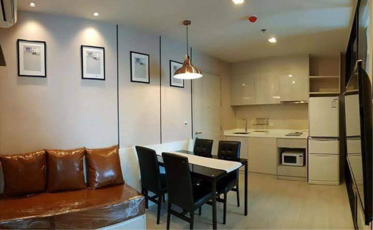 Arken Estate Agency Property Agency near BTS & MRT Agency's For Rent Life Sukhumvit 48, 2 bed 1 bath 2