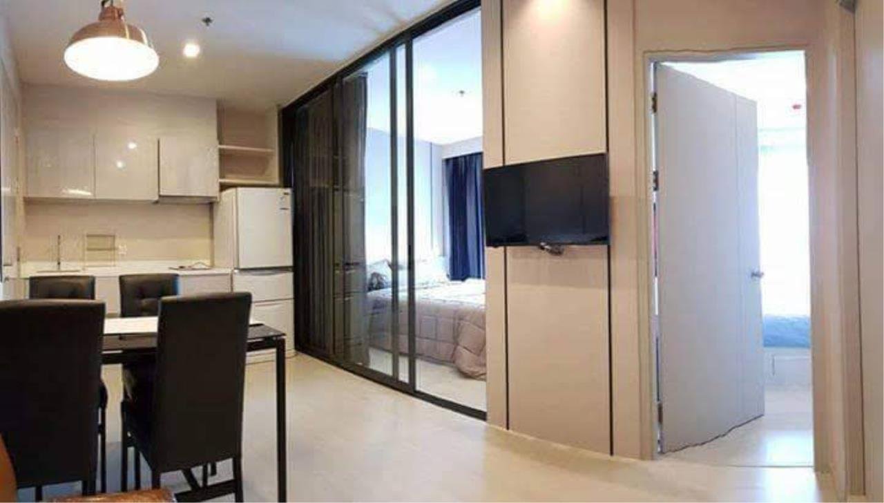Arken Estate Agency Property Agency near BTS & MRT Agency's For Rent Life Sukhumvit 48, 2 bed 1 bath 1