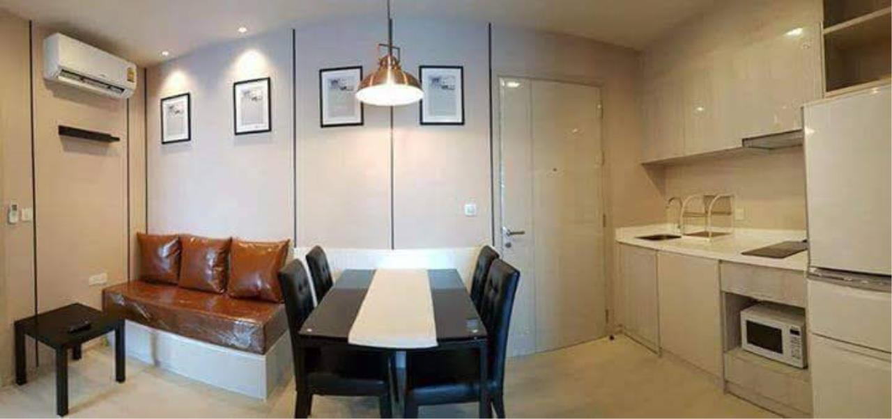 Arken Estate Agency Property Agency near BTS & MRT Agency's For Rent Life Sukhumvit 48, 2 bed 1 bath 5