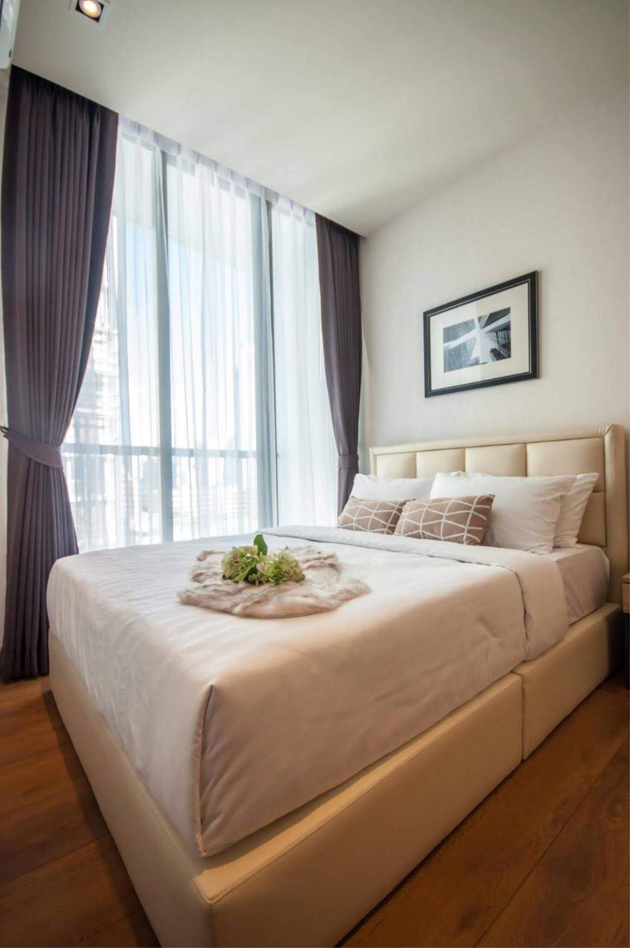Arken Estate Agency Property Agency near BTS & MRT Agency's For Rent Park 24, 2 bed 4