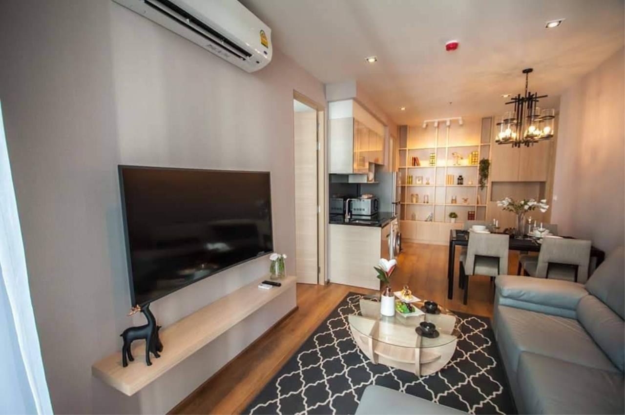 Arken Estate Agency Property Agency near BTS & MRT Agency's For Rent Park 24, 2 bed 2