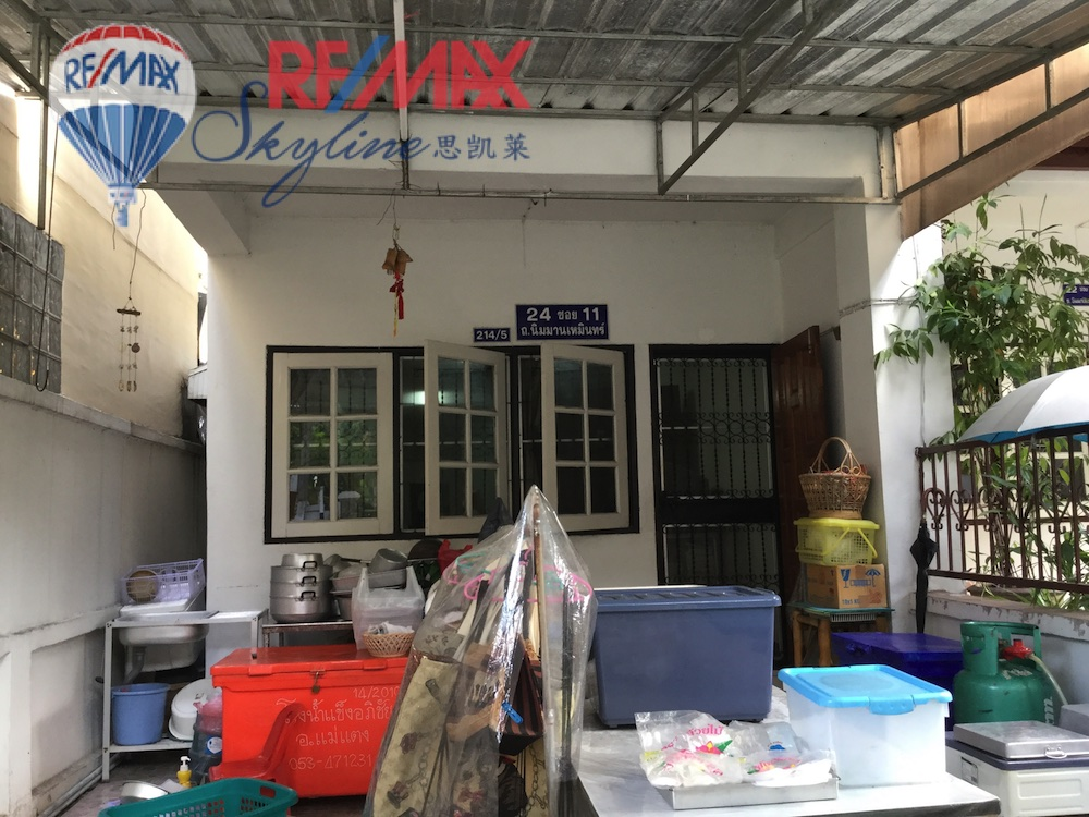 RE/MAX Skyline Agency's Townhouse for Sale on Nimmanhaemin Road 13