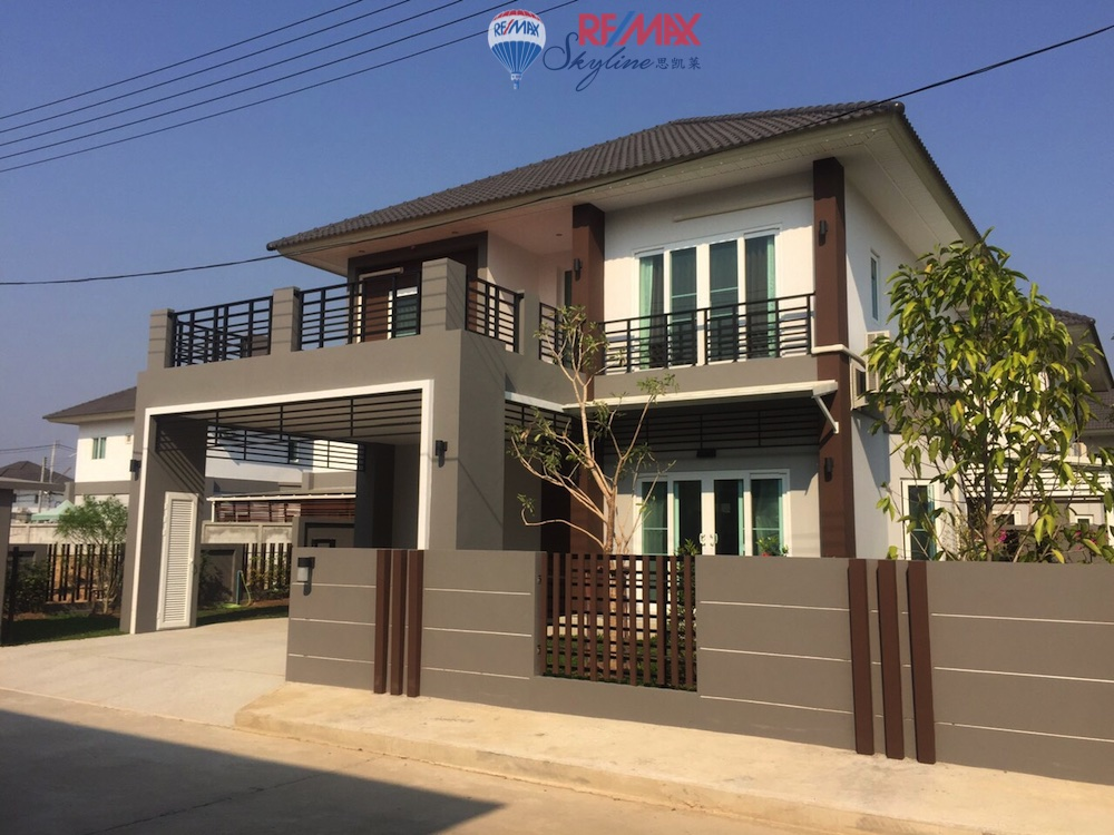 RE/MAX Skyline Agency's House for rent in Hang Dong near Big C Mae Hia 1
