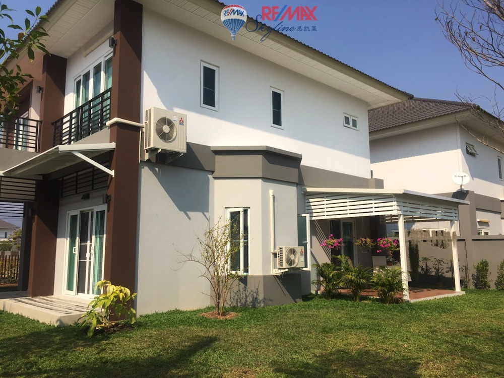 RE/MAX Skyline Agency's House for rent in Hang Dong near Big C Mae Hia 2