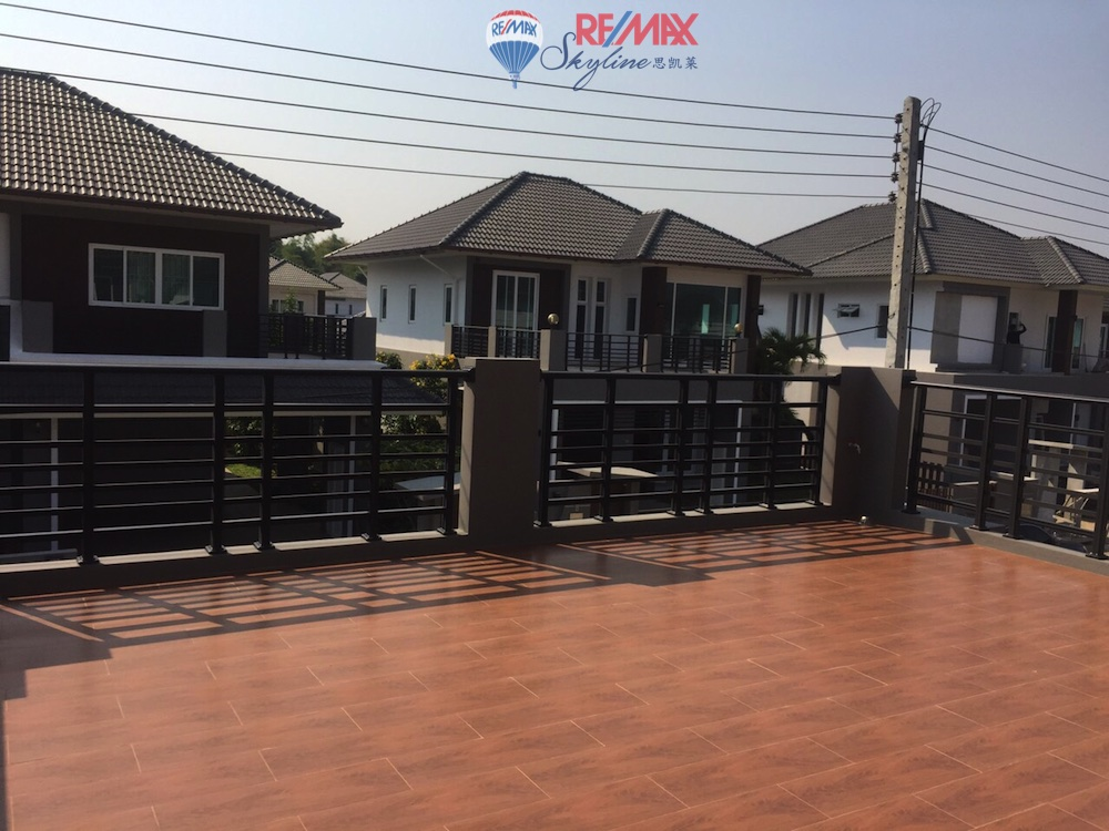 RE/MAX Skyline Agency's House for rent in Hang Dong near Big C Mae Hia 12