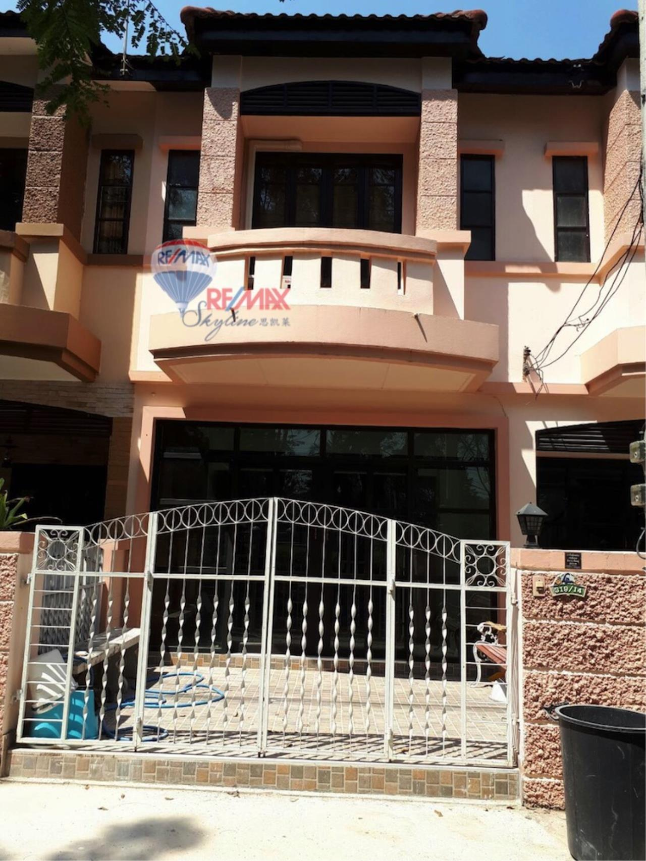 RE/MAX Skyline Agency's townhouse for sale 1