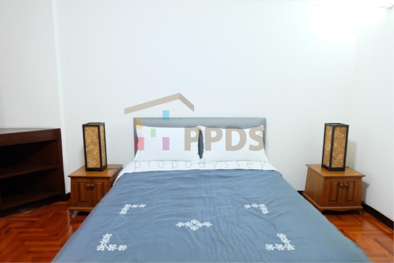 Propodyssey Agency's 3 bedrooms for rent at Sukhumvit near EmQuartier 8