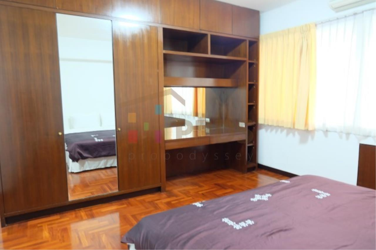 Propodyssey Agency's 3 bedrooms for rent at Sukhumvit near EmQuartier 13