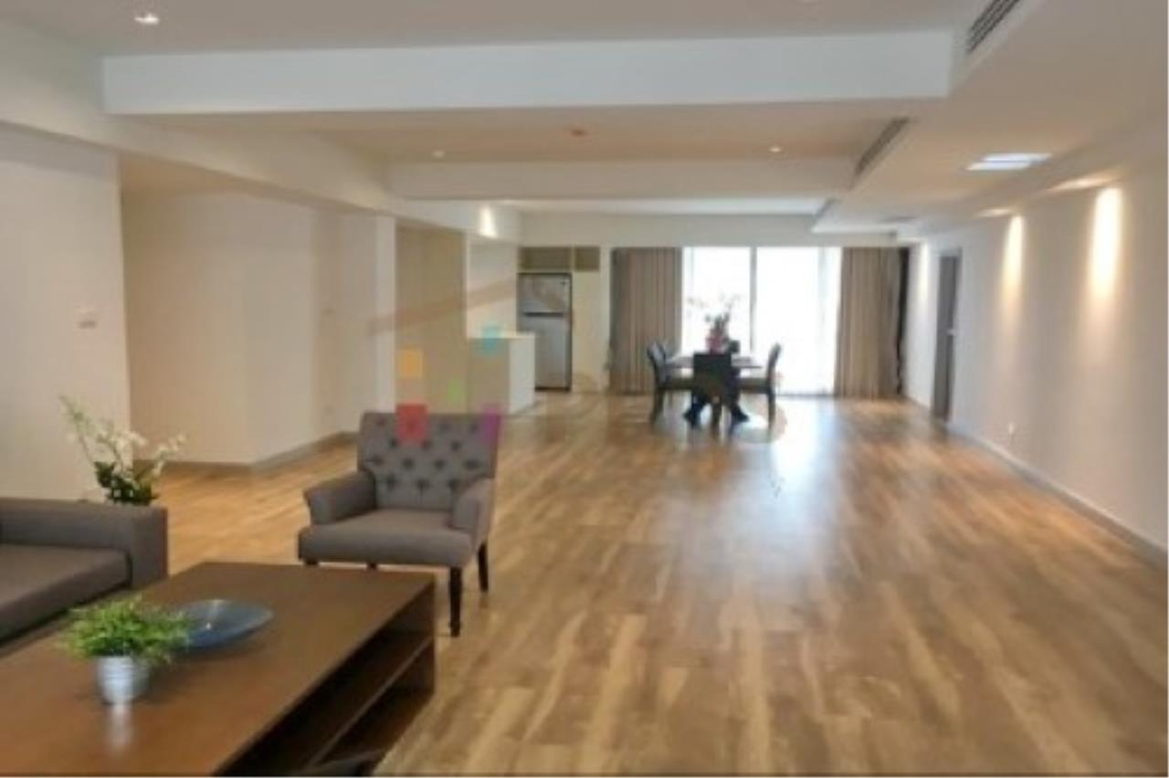 Propodyssey Agency's Newly renovate room for rent near BTS and MRT 2
