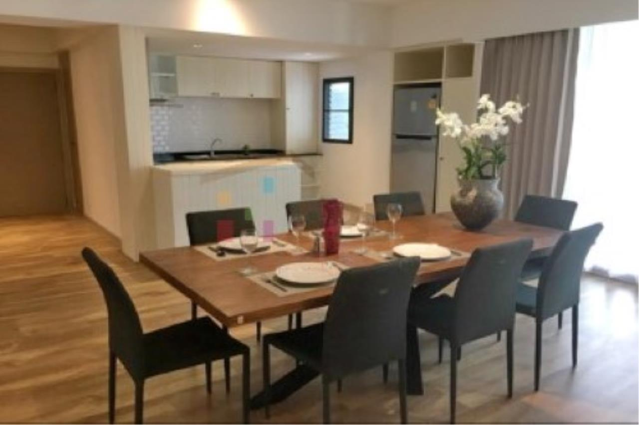 Propodyssey Agency's Newly renovate room for rent near BTS and MRT 3