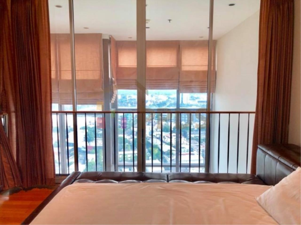 Propodyssey Agency's Duplex one bedroom condo for rent on Sukhumvit soi 24 4