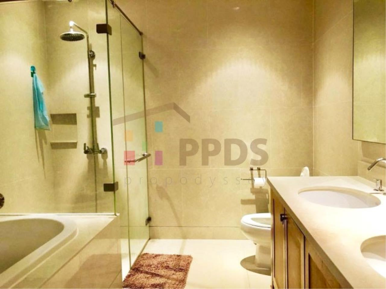 Propodyssey Agency's Duplex one bedroom condo for rent on Sukhumvit soi 24 13