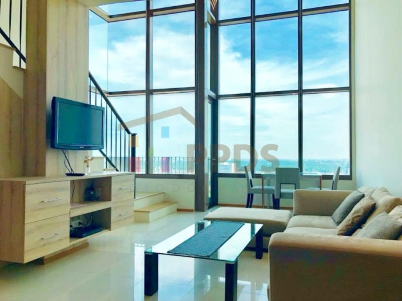 Propodyssey Agency's Duplex one bedroom condo for rent on Sukhumvit soi 24 15