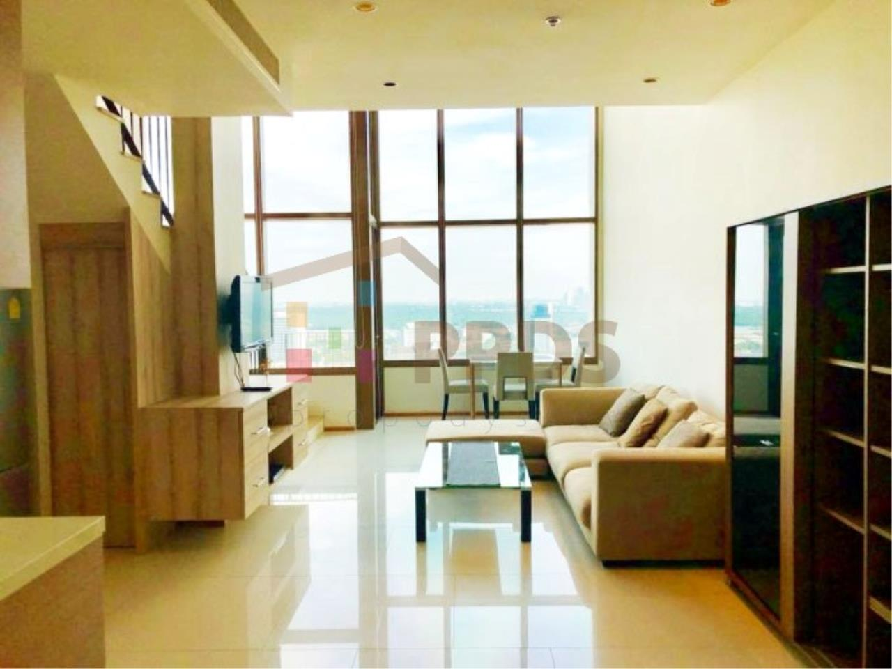 Propodyssey Agency's Duplex one bedroom condo for rent on Sukhumvit soi 24 16