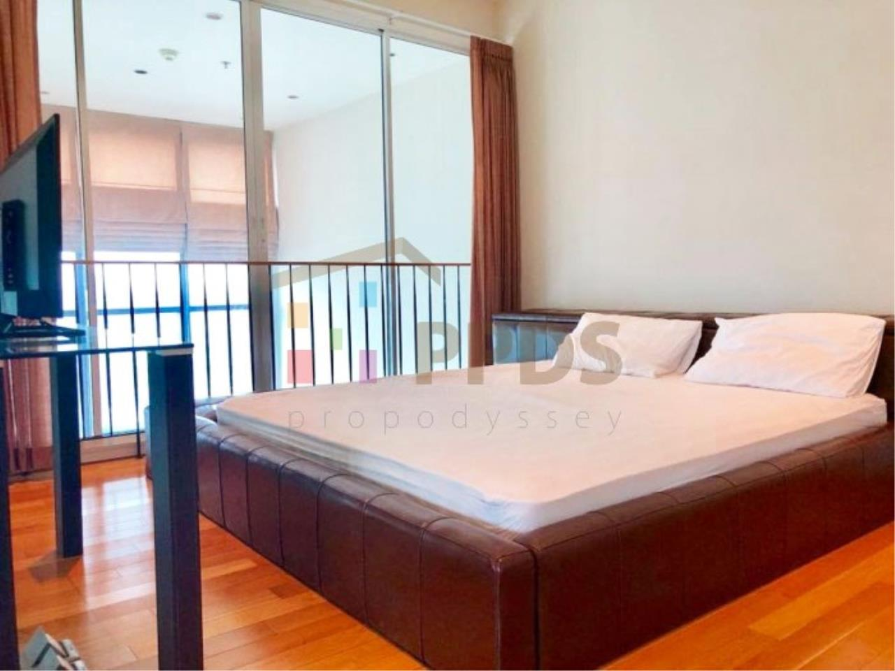 Propodyssey Agency's Duplex one bedroom condo for rent on Sukhumvit soi 24 18