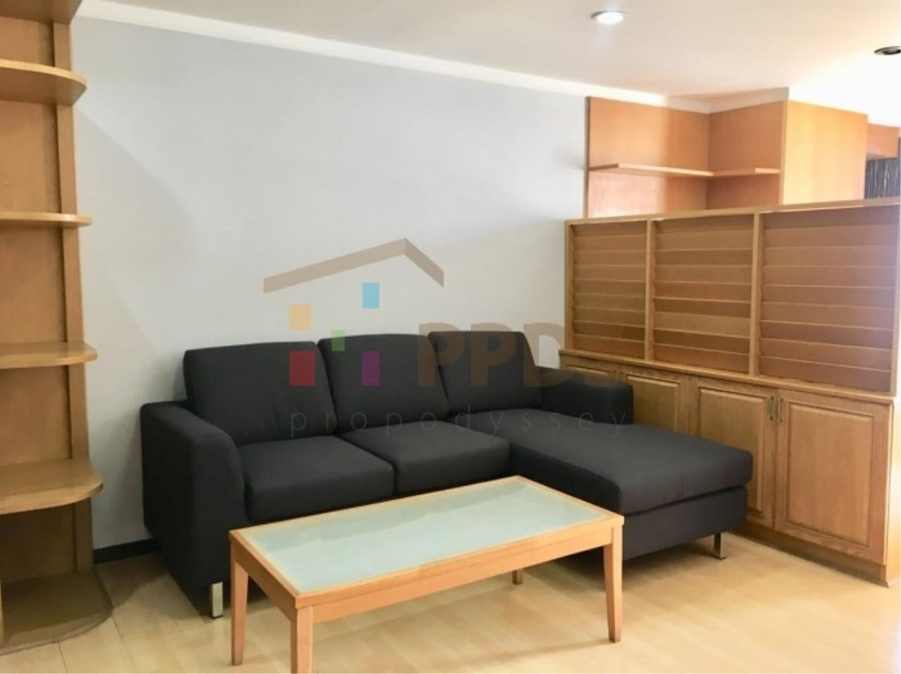 Propodyssey Agency's Studio room for rent at Sukhumvit soi 39, Ready to move in!!! 1