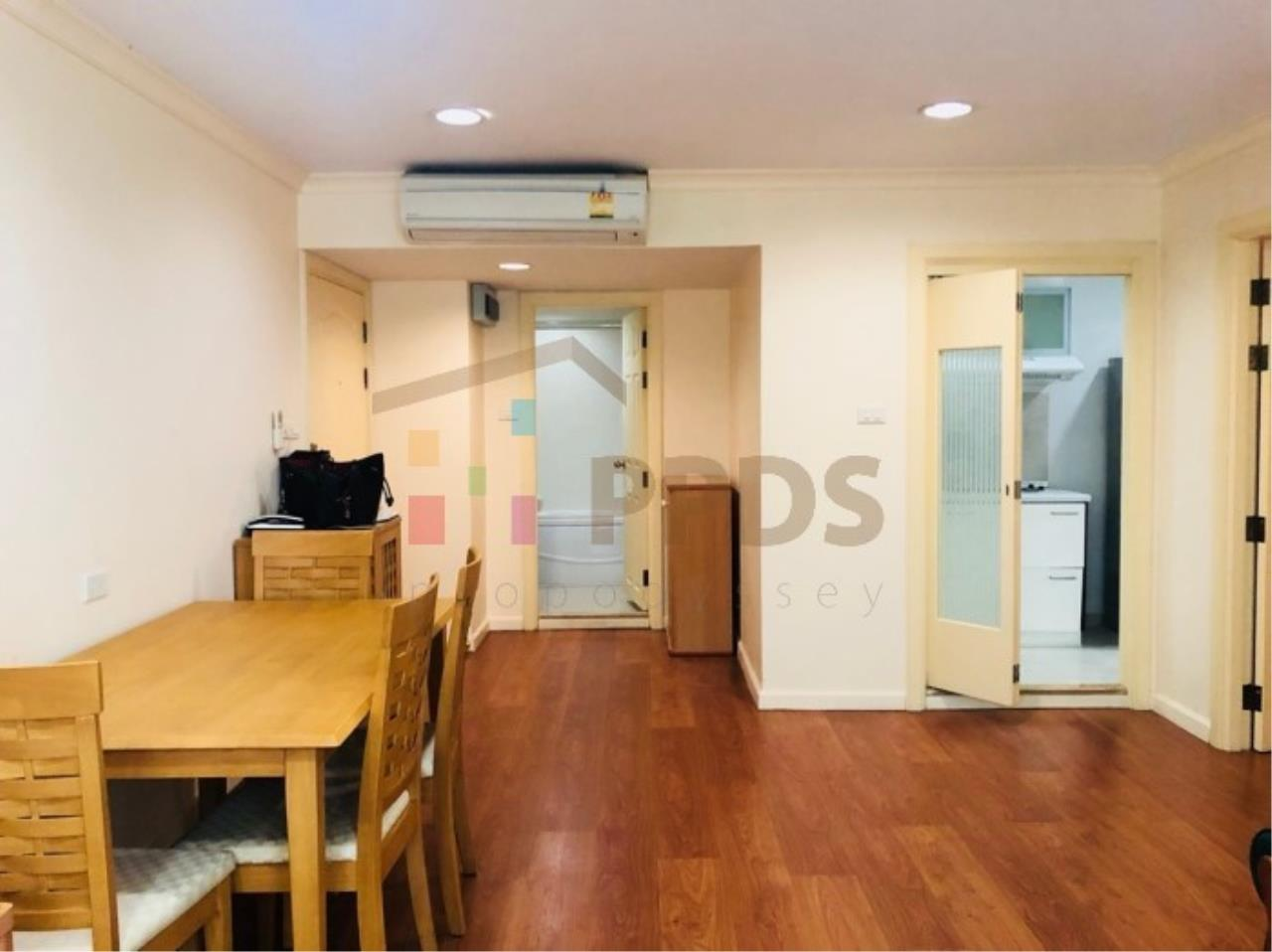Propodyssey Agency's One specious bedroom condo walking distance to Promphong BTS 12