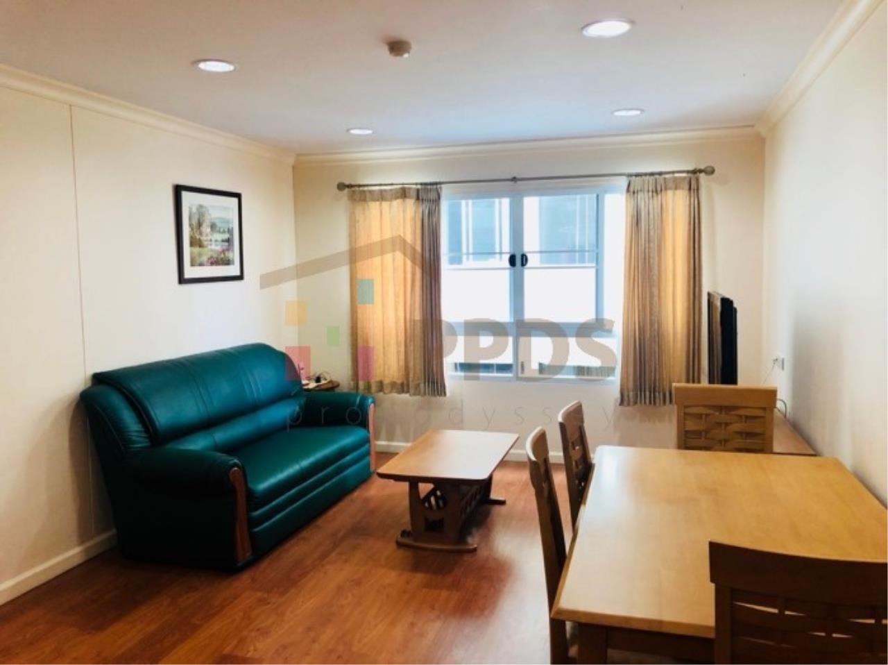 Propodyssey Agency's One specious bedroom condo walking distance to Promphong BTS 3