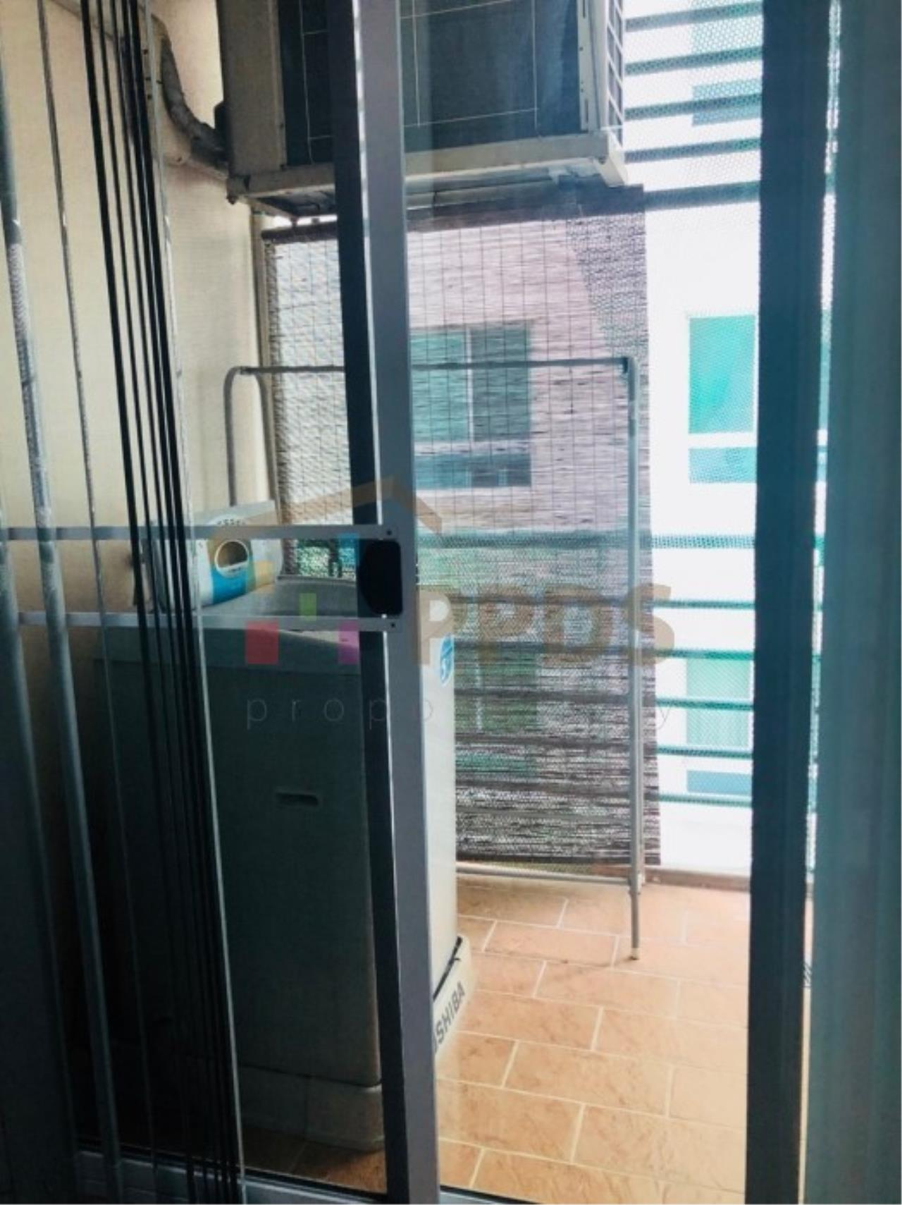 Propodyssey Agency's One specious bedroom condo walking distance to Promphong BTS 8