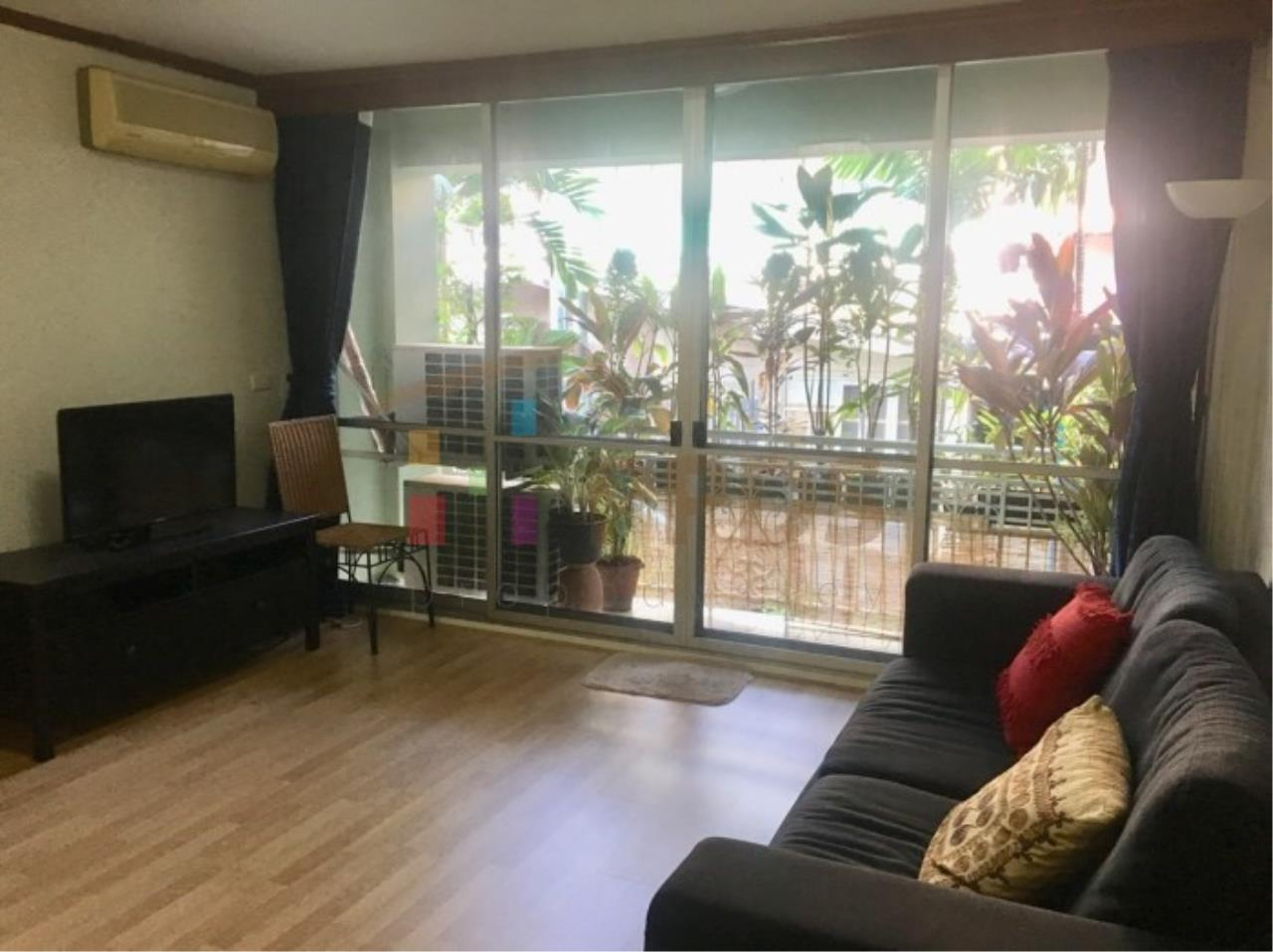 Propodyssey Agency's 1 bedroom for rent at Thonglor, peaceful. 1