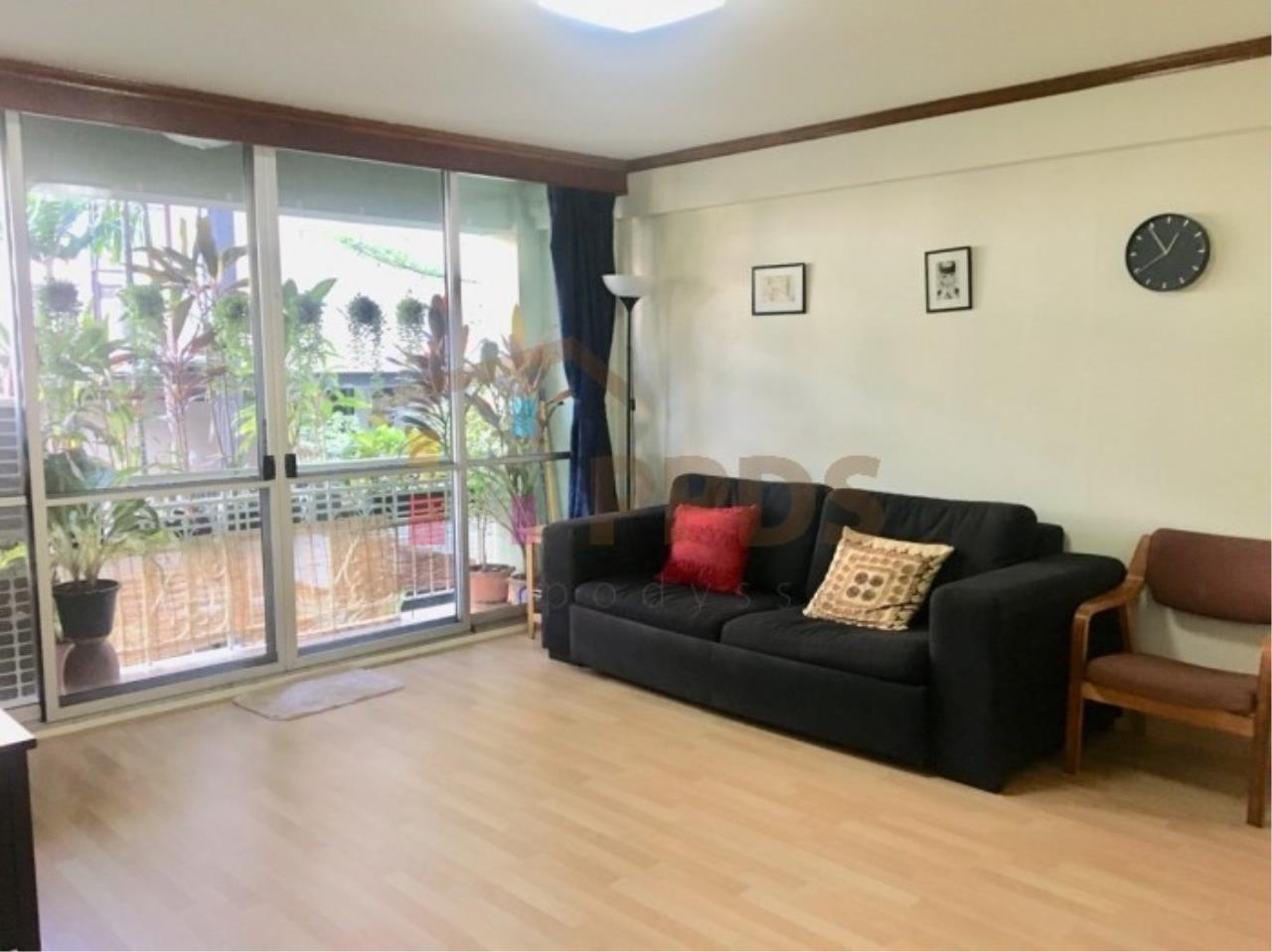 Propodyssey Agency's 1 bedroom for rent at Thonglor, peaceful. 2