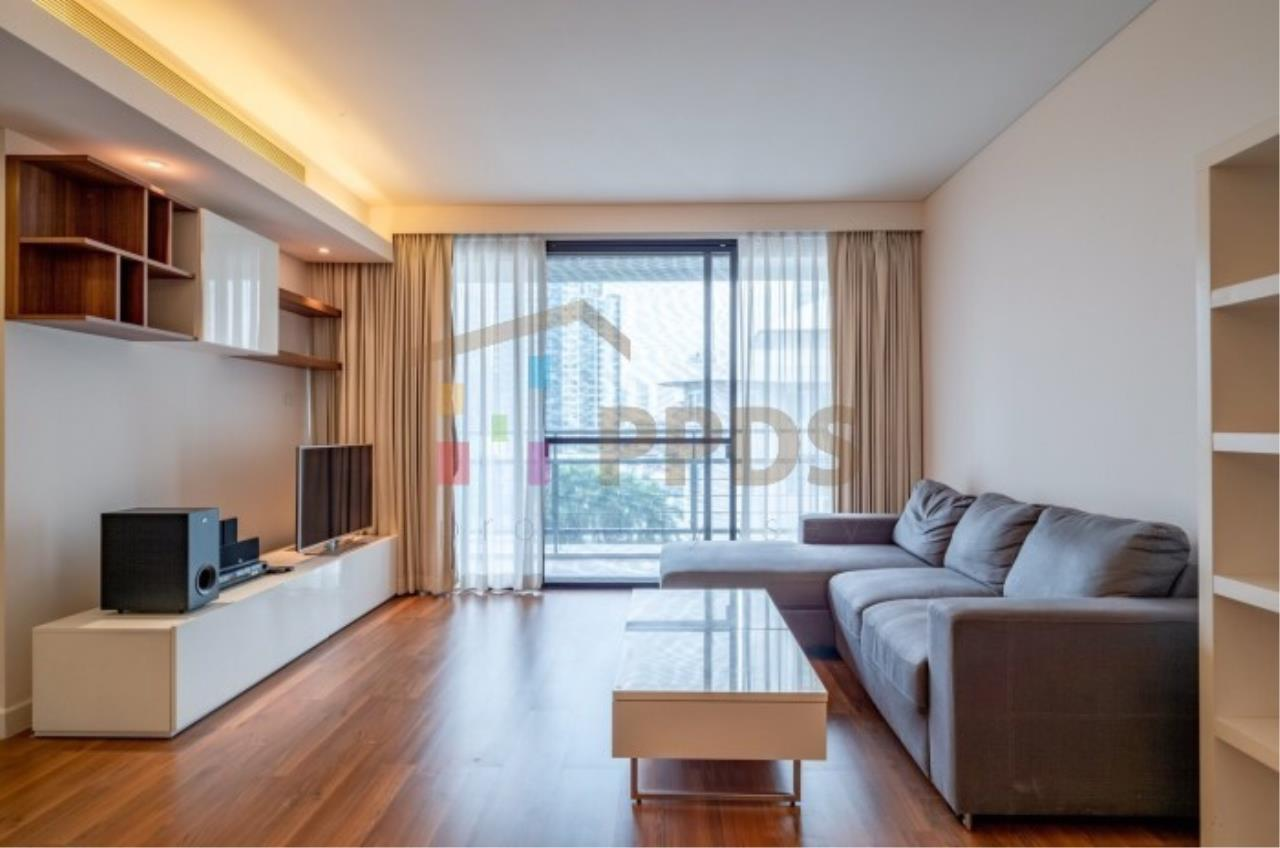 Propodyssey Agency's The Mode Sukhumvit 61 Condo for rent 2 bedrooms top floor 1