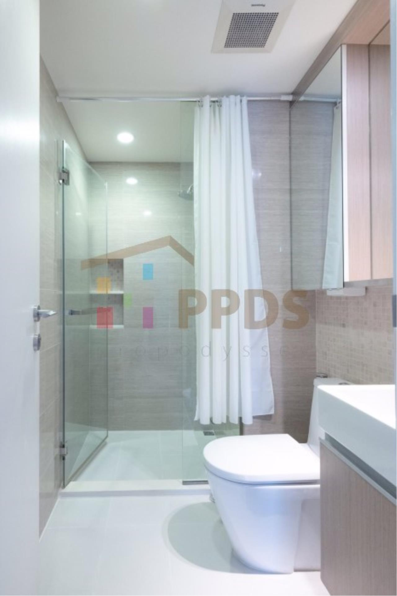Propodyssey Agency's The Mode Sukhumvit 61 Condo for rent 2 bedrooms top floor 3